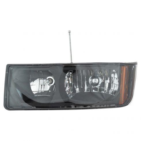 02-05 Chevy Avalanche Headlight LH