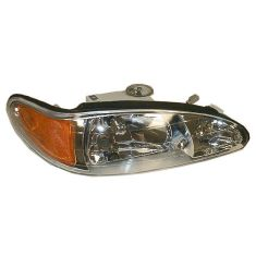 1997-02 Ford Escort (excl 2 dr) Composite Headlight Combo RH