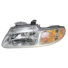 1996-99 Dodge Caravan Composite Headlight Combo LH