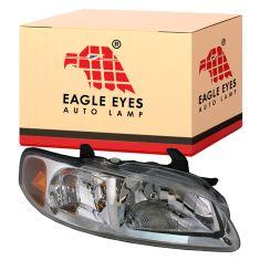 00-01 Nissan Sentra; 02-03 Sentra XE, GXE Headlight RH