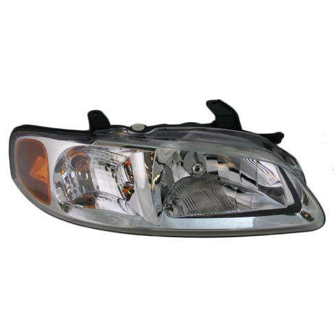 2000 03 Nissan Sentra Composite Headlight Combo Rh