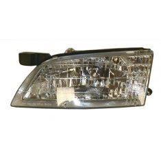 1998-99 Nissan Altima Composite Headlight LH