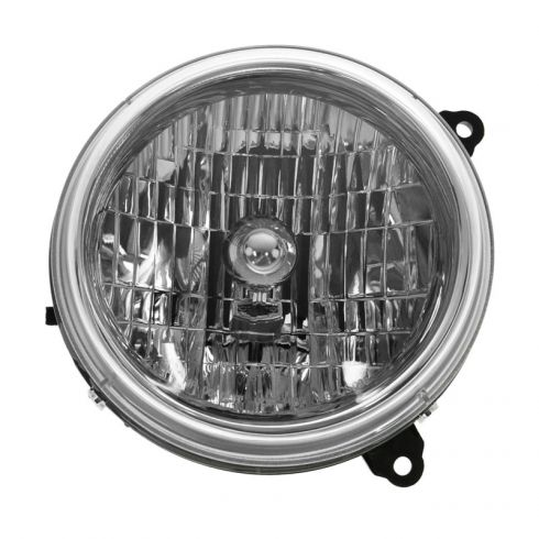 2002 04 Jeep Liberty Headlight