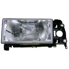 92-95 Volvo 940 Headlight Assy w/o Fog Light LH
