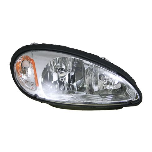 01 05 Chrysler Pt Cruiser Headlight Rh 5288764ah
