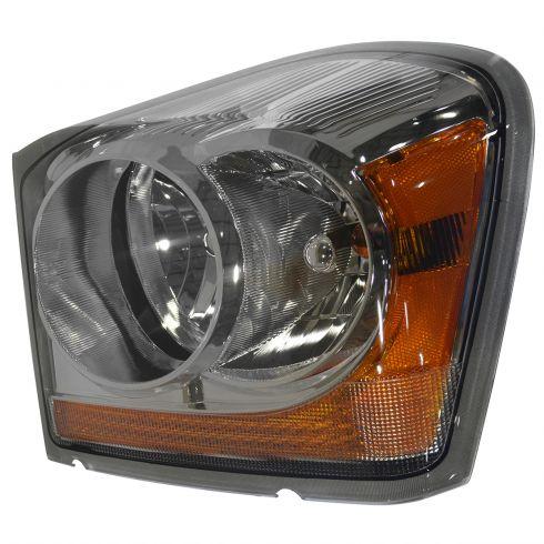 04 05 Durango Headlight Lh