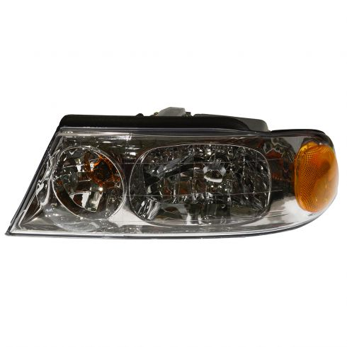 1998 02 Lincoln Navigator Headlight 1alhl00812