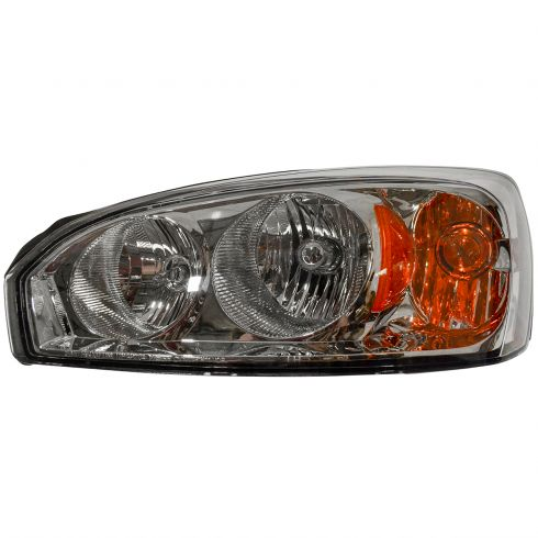 04 08 Chevy Malibu Ma Headlight Lh