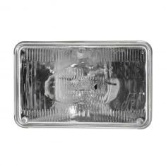 Rectangle Sealed Beam Headlight High Beam