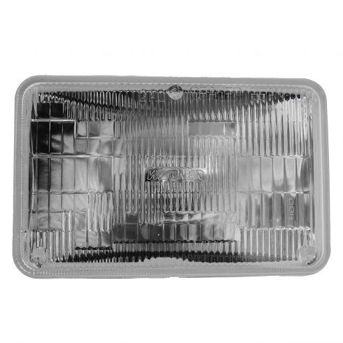Rectangle Sealed Beam Headlight Lo-Beam
