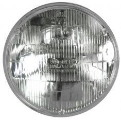 Round Sealed Beam Headlight Low Beam