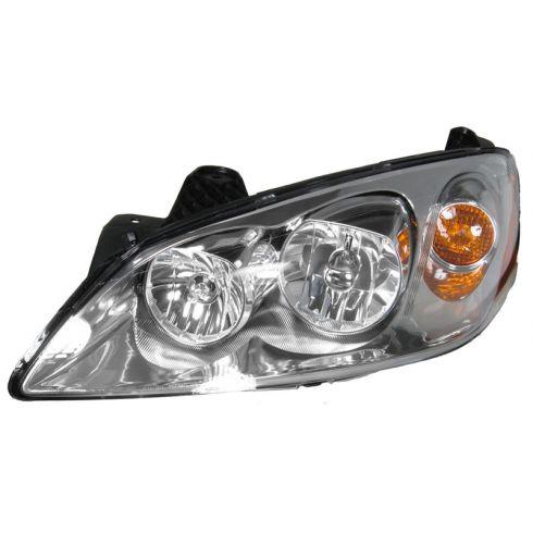 05 09 Pontiac G6 Headlight Lh