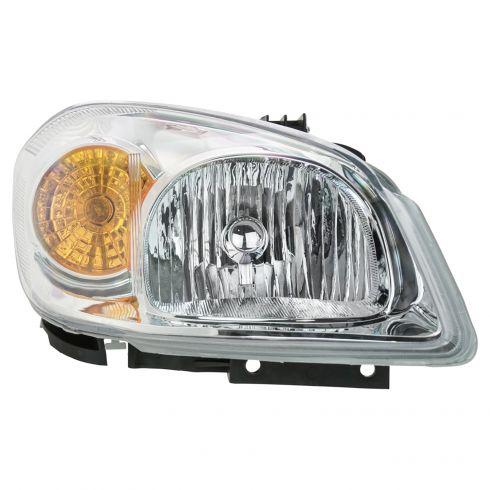 05 10 Chevy Cobalt 07 09 Pontiac G5 Headlight W Bright