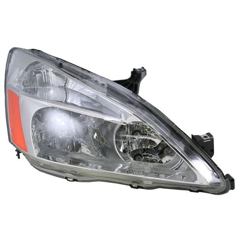 2003-06 Honda Accord Headlight Passenger Side