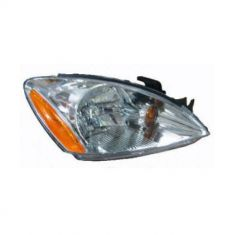 04-07 Mitsubishi Lancer 2.0L 2.4L Headlight w/Clear Lens RH