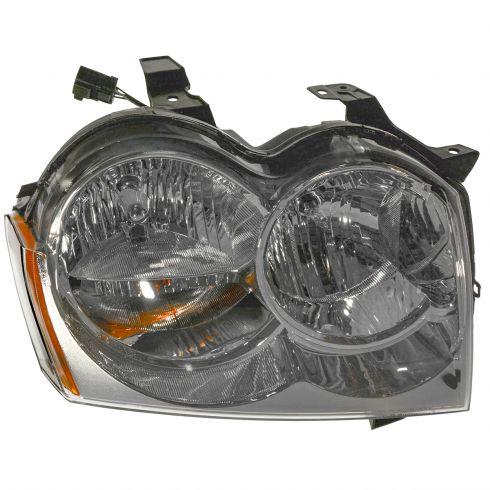 TYC 20-6589-00 Jeep Grand Cherokee Passenger Side Headlight Assembly