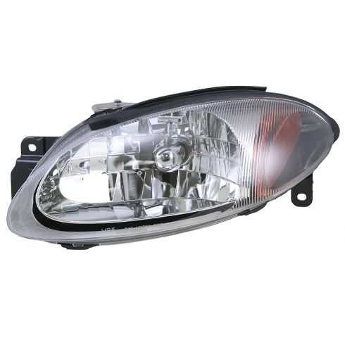 1998 03 Ford Headlight Lh For Zx2 2 Door Coupe