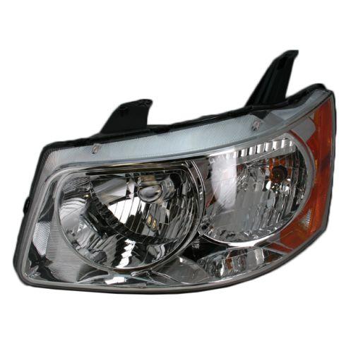 2006-07 Pontiac Torrent Headlight  Driver Side