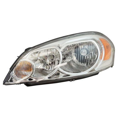 06 12 Chevy Monte Carlo Impala Headlight Lh