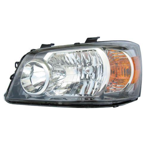 2004-06 Toyota Highlander Headlight LH