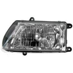 03-04 Isuzu Rodeo Headlight LH
