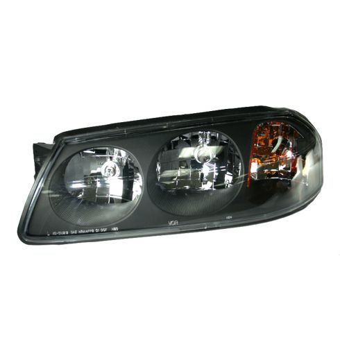 04 05 Chevy Impala Headlight From Production Date 2 6 Lh