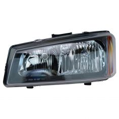 05-07 Chevy GMC Silverado Sierra Headlight LH