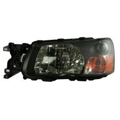 03-04 Subaru Forester Headlight LH