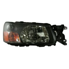 03-04 Subaru Forester Headlight RH
