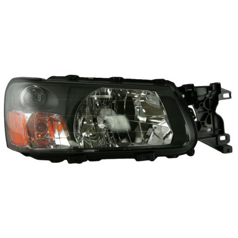 05 Subaru Forester Headlight Rh