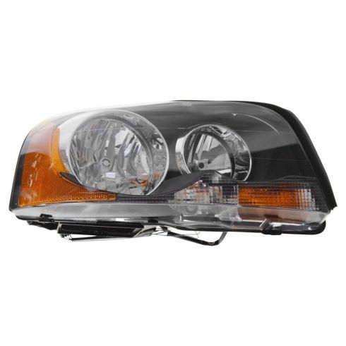 03-11 Volvo XC90 Headlight Halogen Style RH