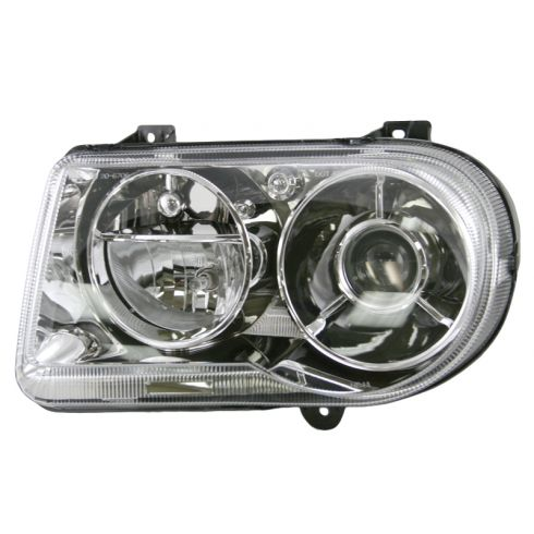 05 08 Chrysler 300 5 7l Halgn W Delay Headlight