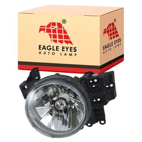 07-11 Toyota FJ Cruiser Headlight LH