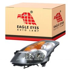 07-09 Nissan Altima Sedan (HALGN) Headlight LH