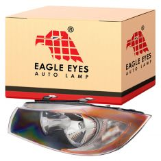 06-08 BMW 3 Series Sdn & SW Halogen Headlight LH