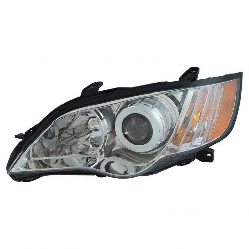 08-09 Subaru Legacy Outback Headlight LH