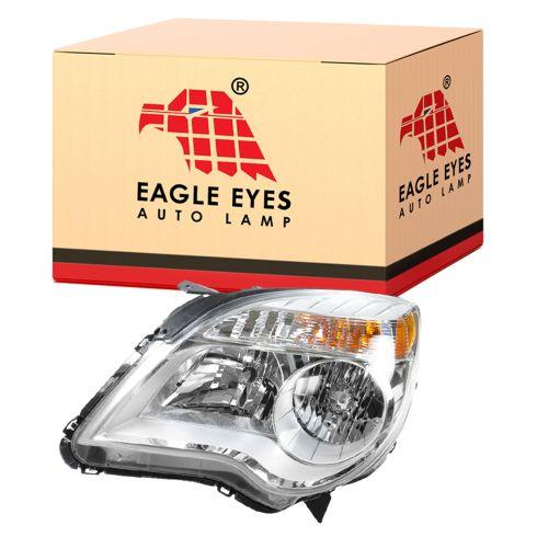 10-15 Chevy Equinox LS LT Headlight LH