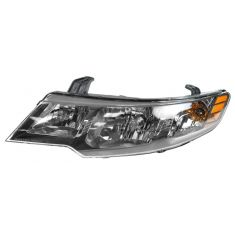 2010-11 Kia Forte Sedan; 11 Forte Hatchback Headlight LH