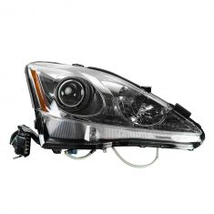lexus is250 headlight assembly