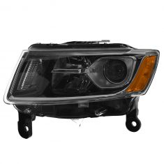 2014 Jeep Grand Cherokee Halogen Headlight LH