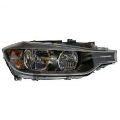 12-15 BMW 320i, 328i; 13-15 335i, ACTIVEHYBRID Halogen Headlight RH