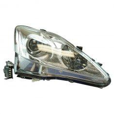 2007 lexus is250 headlight assembly