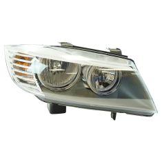 09-11 BMW 323i, 328i, 335i Sedan; 09-12 328i Wagon Halogen Headlight RH