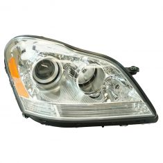 07-09 MB GL320; 10-12 GL350; 07-12 GL450; 08-12 GL500, GL550 Halogen Headlight RH