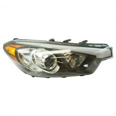 14-16 Kia Forte (w/o LED Accents) Halogen Headlight RH