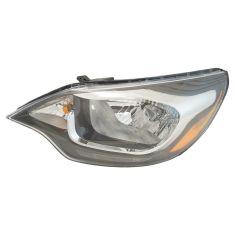 12-17 Kia Rio Sedan (w/o LED Accent) Headlight Assembly LF