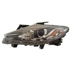 13-15 Mazda CX-9 (GS, Sport, Touring) Halogen Headlight LH