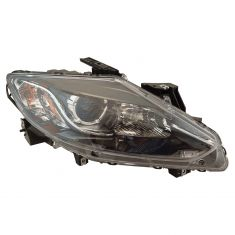 13-15 Mazda CX-9 (GS, Sport, Touring) Halogen Headlight RH