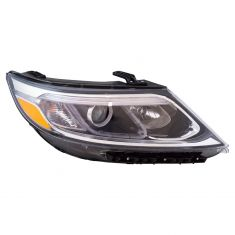 14-15 Kia Sorento Headlight RH (w/o LED Accents)
