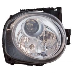 15-17 Nissan Juke Halogen Headlight RH
